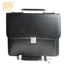 Guangzhou factory hot sale men executive briefcase with secret compartment