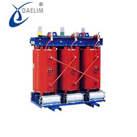 High insulation level of dry type transformer 10kv step-up 100kva