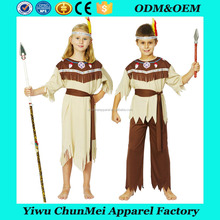 2017 halloween Party Cosplay Indian Costume For Girl