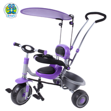 Children's gift cheap baby walker tricycle for kids
