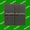 P4 matrix Double color Indoor LED Module for led sign