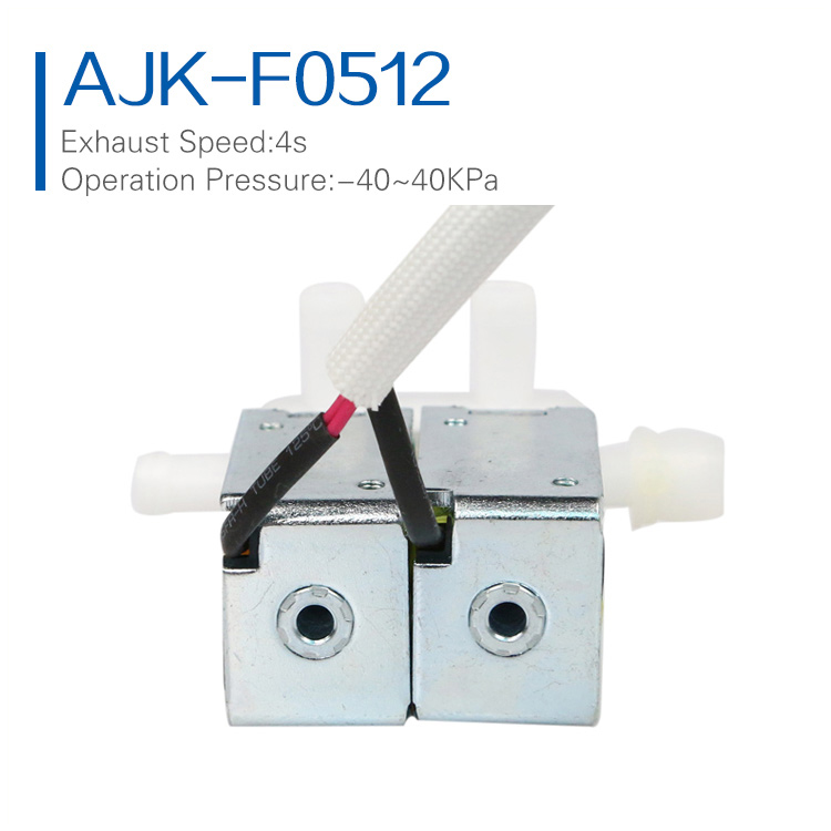 Wholesale Cleaned Air Dc 6v Control Micro High Pressure Solenoid Valve