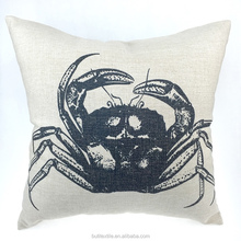 Decorative Crab pillow Printed Cushion Cover Throw Pillow Cover Home Decor Cushion