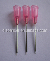 Muti-models Industry Instantaneous Gluing Teflon Designed Dispensing Needles