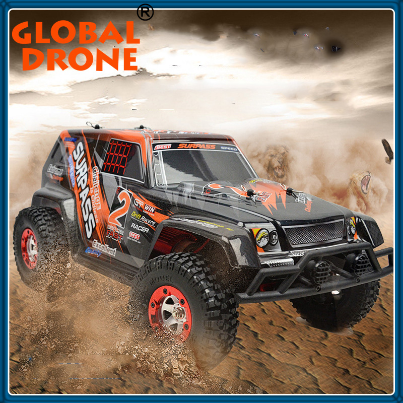 GLOBAL DRONE FY02 Battery Power New RC car 1:12 Scale SUV Off Road RC Trucks Rock Crawler KIT rc truck factory