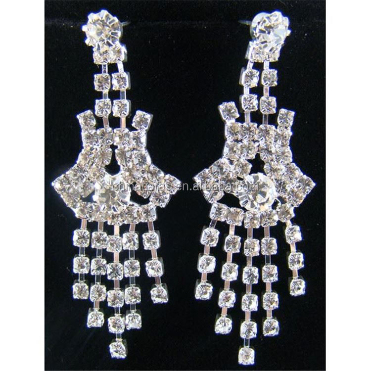 New selling special design drop earrings for party manufacturer sale