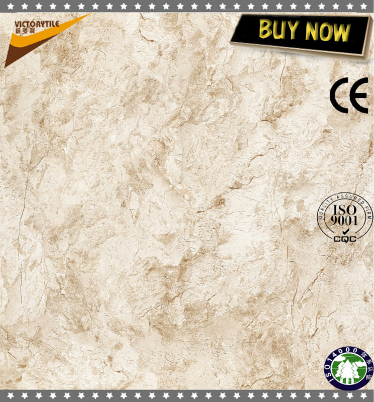 Polished Glaze Marble Series villa floor tile tuscani