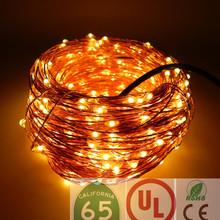 Factory Christmas Tree Decorations Garden Led String Light For Festival And Wedding Restoration Hardwire