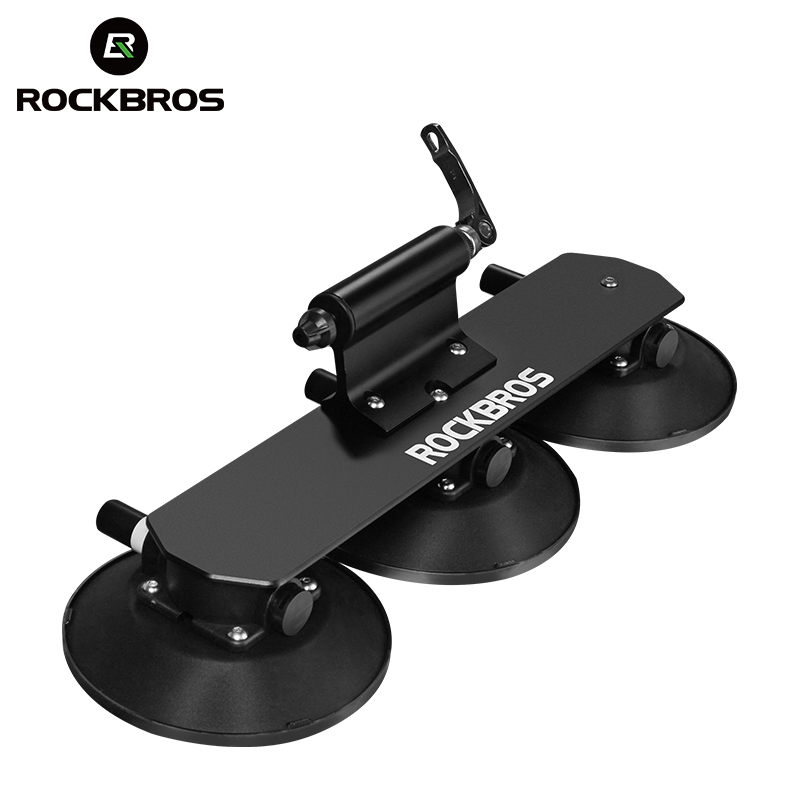 ROCKBROS Wholesale Suction Roof-Top Bike Racks Suction Cup Roof Rack Bicycle Carrier