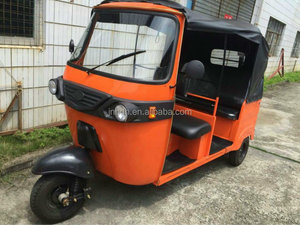Tuk Tuk Cheap India Bajaj Three Wheel Scooter in South American market