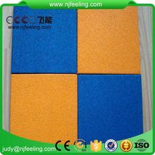 Rubber Flooring Tile Soundproof Carpet Commercial Rubber Floor Tiles In Garden