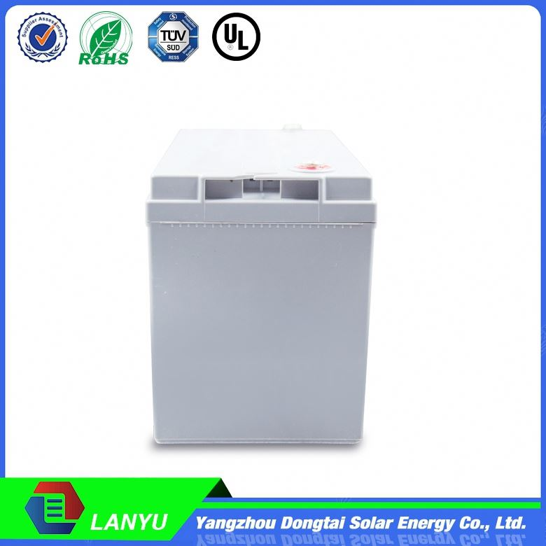 12V70AH Solar Ups GEL Rechargeable Battery Applied In Solar System Ups Solar Street Light/LYBYGEL12V70A060