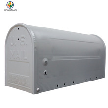China Supplier Outdoor Americas Mailbox US Letterbox