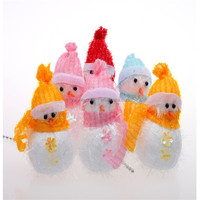 China supplier Styrofoam snowman wholesale christmas decorations