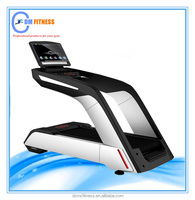 2016 New Design CE Approved AC Commercial Motorized Treadmill/Commercial Treadmill(With TV) (K-TR90T)