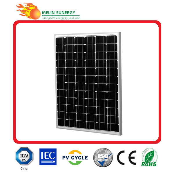 120w 12V solar panel for home used high efficiency