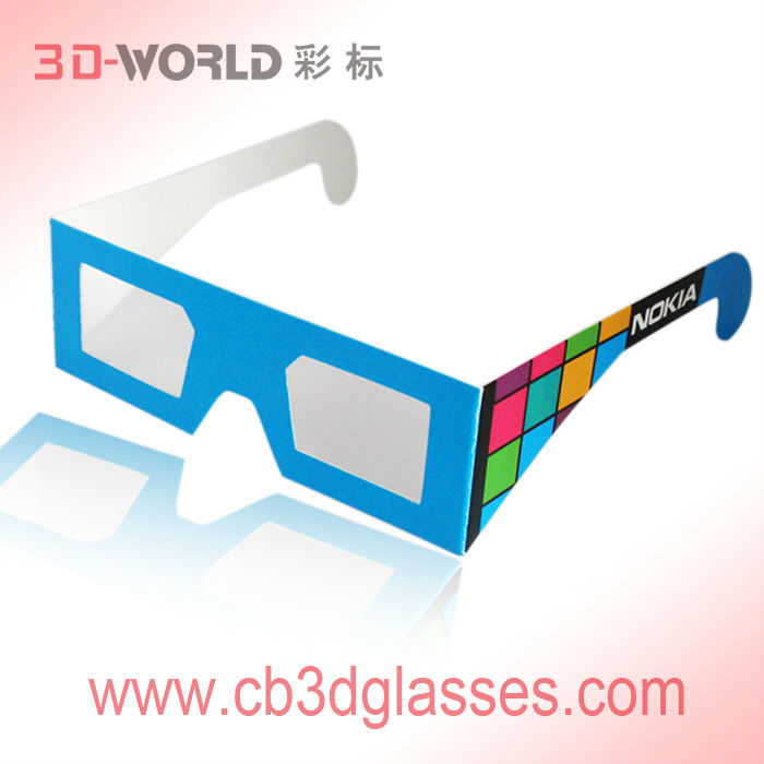 2013 fashion style hot selling theater 3d glasses wholesale