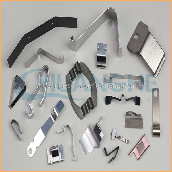 Factory supply high quality steel heavy duty spring clips