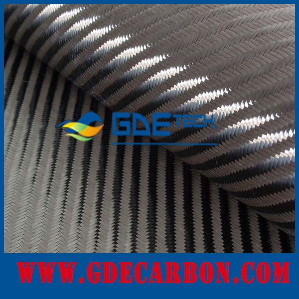 3k carbon fiber fabric/carbon fiber cloth/fibra de carbono