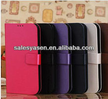 Classic Luxury PU protective case for samsung galaxy note i9220