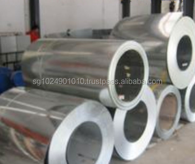 SGCC Material hot dipped galvanized iron steel rolling coil mills or gi coils