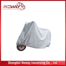 Made in china Reliable Quality coated touring motorcycle cover