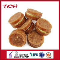 High-End Pet Food Product Duck Macaron of premium dog food