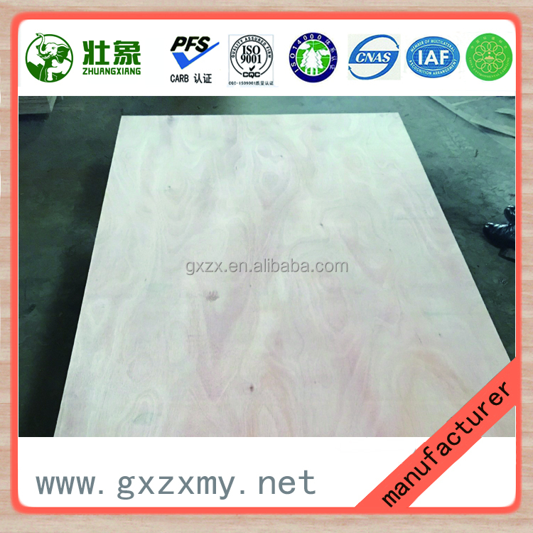 Commercial Plywood / 7 Plies Eucalyptus Plywood / 9 Plies Eucalyptus Plywood