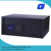 Good price Hotel Safe Box With Time Lock/mini hotel safe box