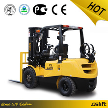 2.5 Ton LPG Forklift Truck with Japanese NISSAN K25 engine