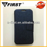 New product for 2013 phone accessories wallet leather case for samsung galaxy S4