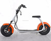 2017 2 wheel electric scooter with samsung lithium battery with bluetooth/anti-theft/front and rear suspension