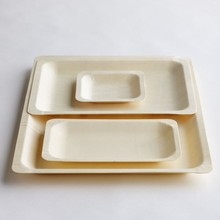 Wholesale Wooden Sushi Plate