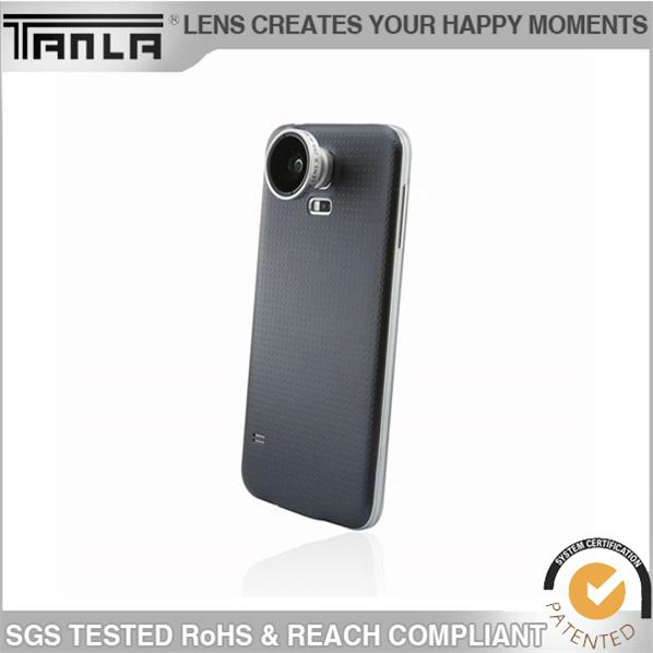 Bracelet Fisheye Macro Lens Universal 2 in 1 Lens Kit for iPhone 5S Samsung S4 S5 HTC Nokia