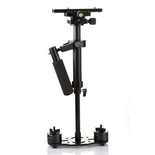 S40 Professional video stabilizers/camera stabilizer with arm for canon DSLR camera DV camcorder steadycam Steadicam go pro