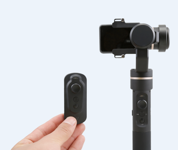 Hot item 2018 FeiyuTech factory directly 3-axis handheld G5 gimbal for GoP ro/ AEE/SJ CAM