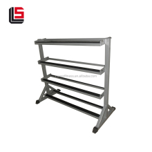 New design gym used dumbbell set rack for sale