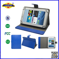 Fashionable Universal Leather Case Cover For 7 Inch Tablet PC