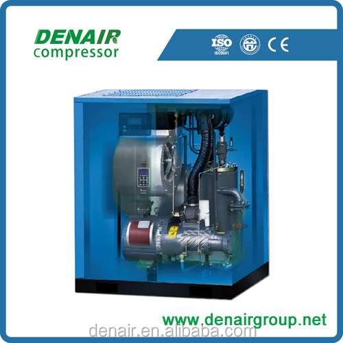 18kw oil free scroll Air Compressor used in golf course