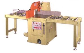 "24"" Semi-Automatic Pneumatic Cut-Off Saw"