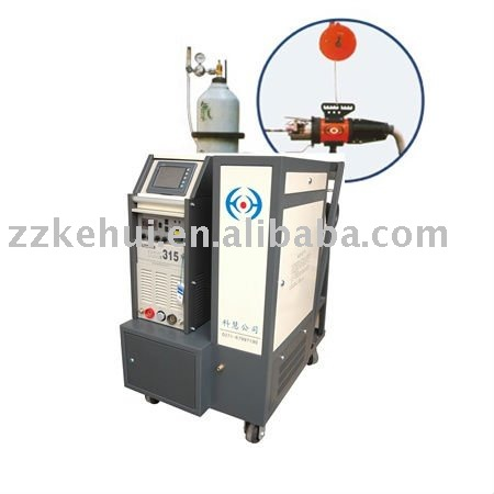 KHB12-80 Automatic Orbit tube to tube plate pulse argon arc welding machine