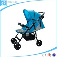 Good quality sun cover baby tricycle stroller