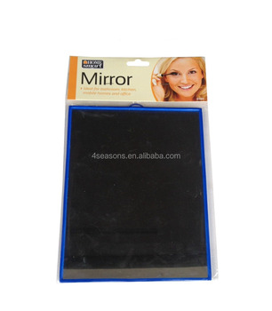 High quality hot sale square makeup table mirror