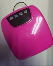 Factory Sale OEM design 45w uv gel nail lamp with different size