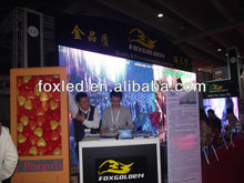AD displayer/LED programable display panel billboard hot sell/new technology LED display product