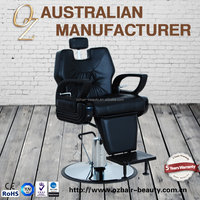 Comfortable Hair Salon Equipment Barber Chair