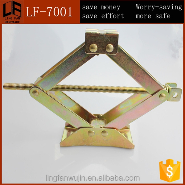 Scissor lifting jack with handle LF-7001