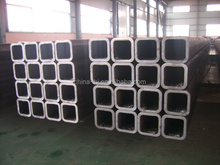 Q235 A36 rectangular steel tube 50*50 mm random length steel tube