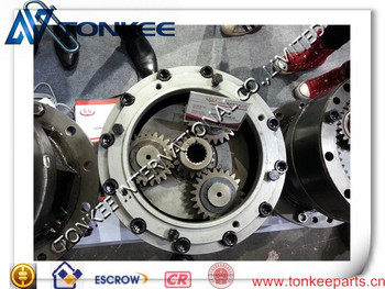 New EC460 swing reduction swing gearbox for excavator