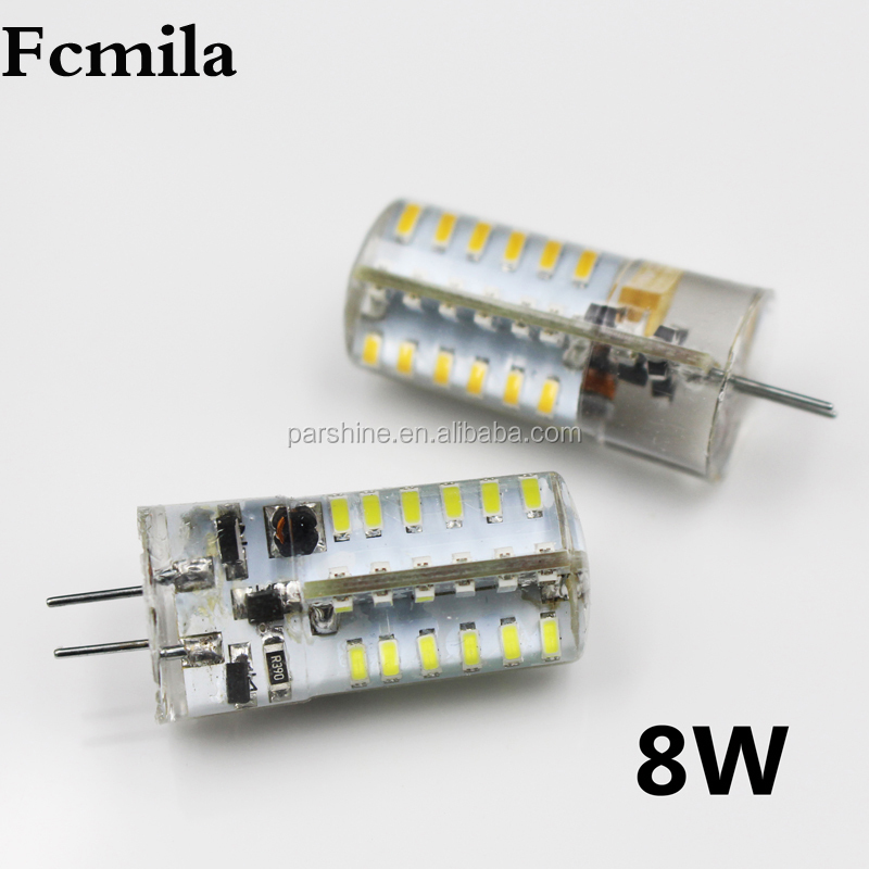DC 12V AC 220V G4 Led G4 Corn Bulb 4W 6W 10W High Power spotlight SMD 3014 2835 Replace 20w 30w 40w Halogen Lamp light 3W 5W 7W